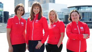 Joanna Rowsell Shand has been announced as a HSBC UK Breeze champion and ambassador