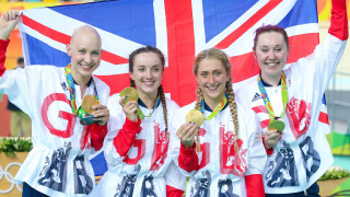 Double Olympic champion Joanna Rowsell Shand has been announced as a HSBC UK Breeze champion and ambassador