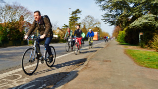 During the 2015 general election, prime minister David Cameron committed to fund cycling by £10 per head, while putting the infrastructure in place to make cycling the 'natural choice for shorter journeys'.
