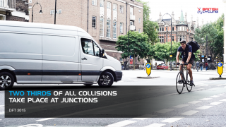Accidents at junctions