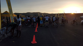 Event organisation in Namibia led by British Cycling volunteers in partnership with UK Sport IDEALS