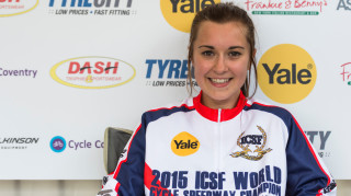 Vicky Brown produced a captain's performance in August to be crowned world champion on home soil.