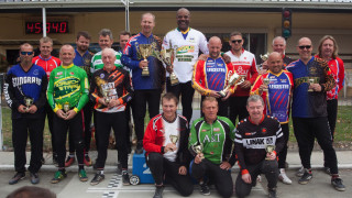 Norman Venson becomes the veteran individual world cycle speedway champion