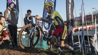ian field leads the mens elite standings in the 2017 national trophy series