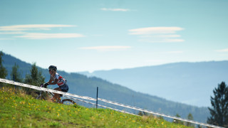 Alice Barnes 23rd at round one of UCI Mountain Bike World Cup cross-country