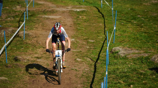 Mechanical trouble spoils day for Grant Ferguson in Mont Sainte Anne