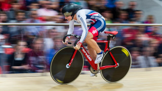 The 23-year-old double Olympic champion was a class apart in the six-discipline omnium