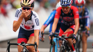 The 26-year-old from Otley became the fourth British women to win a road race world championship.