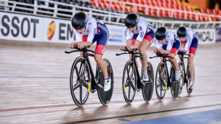 Great Britain Cycling Team women's team pursuit