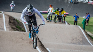 Tre Whyte crashed in his quarter-final in Santiago del Estero