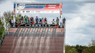 Papendal will host rounds one and two of the 2017 UCI BMX Supercross World Cup