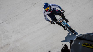 Liam Phillips is one of two BMX riders set to compete for Team GB in Rio