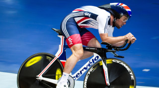 Mark Cavendish returns to the Olympic boards after competing at Beijing 2008.