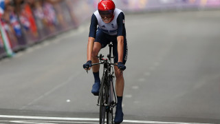 two-time Tour de France king and Olympic time trial bronze medallist Chris Froome