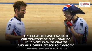 A returning Mark Cavendish will make his first world-level track appearance for Great Britain since 2009 in Hong Kong.