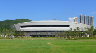 Hong Kong Velodrome - By Wing1990hk (Own work) [CC BY-SA 3.0 (http://creativecommons.org/licenses/by-sa/3.0)], via Wikimedia Commons