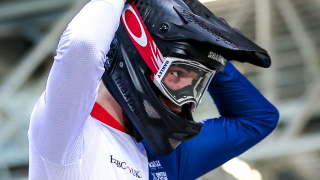 Great Britain Cycling Team's Paddy Sharrock will make his UCI BMX World Championship debut in Rock Hill