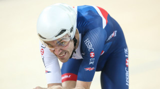 Great Britain Cycling Team's Andy Tennant withdraws from Tissot UCI Track Cycling World Cup in Manchester