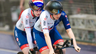 Paracyclists competing for the Great Britain Cycling Team