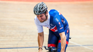 Great Britain Cycling Team's Callum Skinner
