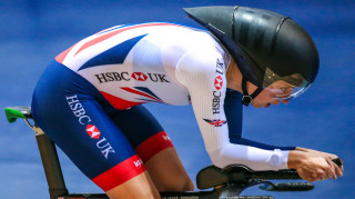 Great Britain Cycling Team's Elinor Barker