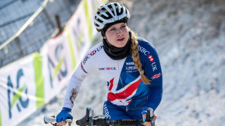 Great Britain Cycling Team's Evie Richards