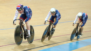 Jack Carlin, Ryan Owens and Joe Truman will race in the under-23 sprint competitions