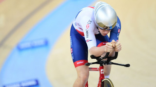 Great Britain Cycling Team's Matt Bostock