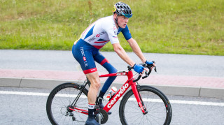 Great Britain Cycling Team's Simon Price