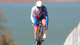 Great Britain Cycling Team's Ben Watson will make his debut for the team on the track at the UCI Manchester Para-cycling International