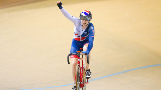 Great Britain Cycling Team's Emily Nelson
