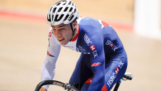Great Britain Cycling Team's Ryan Owens