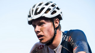 Great Britain Cycling Team's Frazer Clacherty