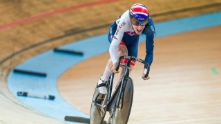 Great Britain Cycling Team's Hamish Turnbull