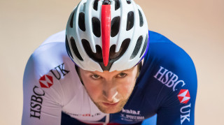 Great Britain Cycling Team's Jason Kenny