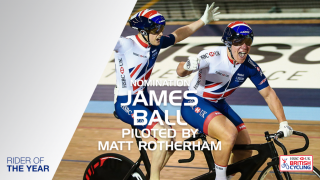 James Ball Rider of the Year 2017