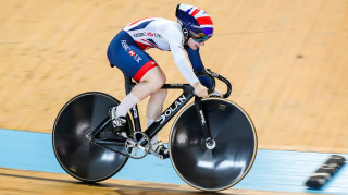 Great Britain Cycling Team's Lauren Bate