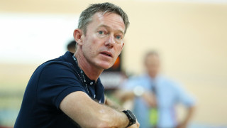 Great Britain Cycling Team's new performance director Stephen Park