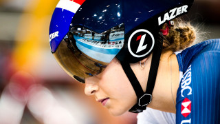 Great Britain Cycling Team's Ellie Dickinson is part of a six-woman squad for the team pursuit at the 2018 UCI Track Cycling World Championships