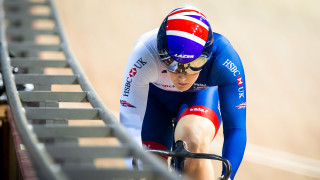Great Britain Cycling Team's Katy Marchant will compete in all four sprint events in Apeldoorn