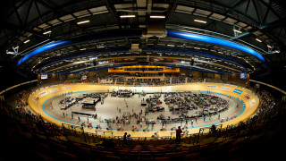 The Omnisport Apeldoorn will host the 2018 UCI Track Cycling World Championships