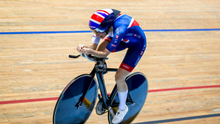 Great Britain Cycling Team's Crystal Lane-Wright