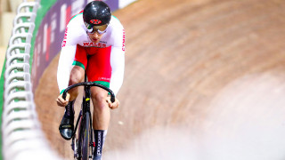 Lewis Oliva will represent Team Wales in the Anna Meares Velodrome