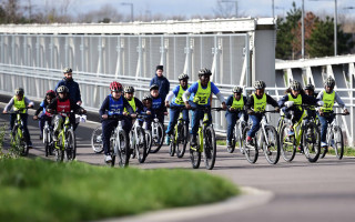 The project bolsters an already successful development programme, which saw British Cycling deliver over half a million opportunities for young people across the country last year through its network of Go-Ride coaches and clubs.