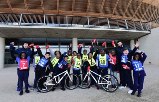 Together with commercial partners, Evans Cycles and The Bicycle Association, the Go-Ride programme is set to deliver over two million opportunities for young people nationwide by 2020.