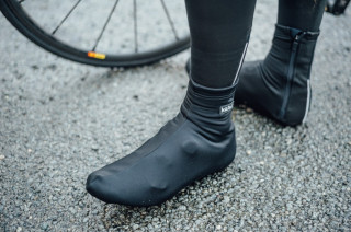 Keeping your feet warm on the bike