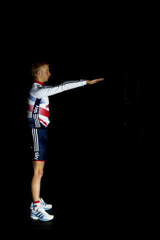 British Cycling strength routine