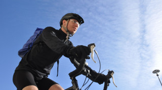 Safe weight loss for cyclists