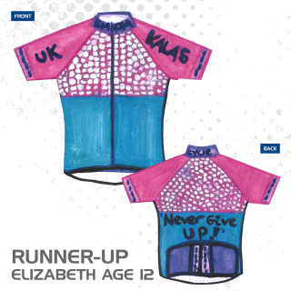 Elizabeth's runner-up KALAS kit design