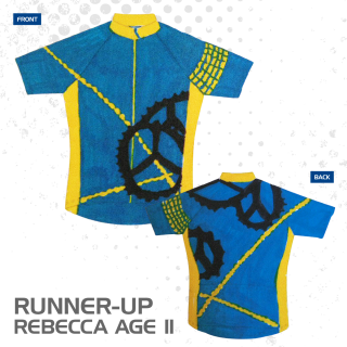 Rebecca's runner-up KALAS kit design
